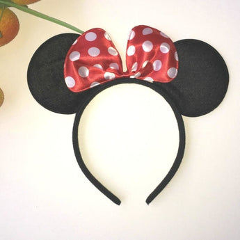 Fashionable  Cartoon  Mouse Ears Hair Band For Kids - My Aashis