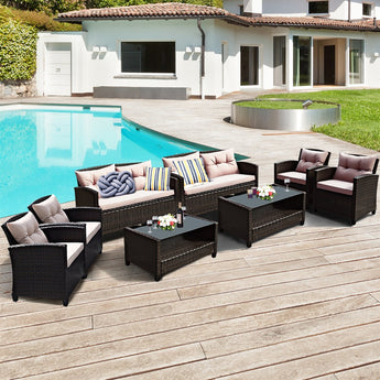 Stylish Outdoor Furniture Set - My Aashis