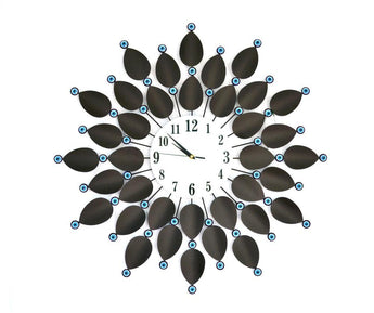 European Wall Clocks Large Clocks Modern Design Creative Wall Watch Home Decor - My Aashis