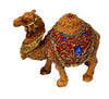 Rajasthani Decor Handicraft Decorative Set Of Five Camels