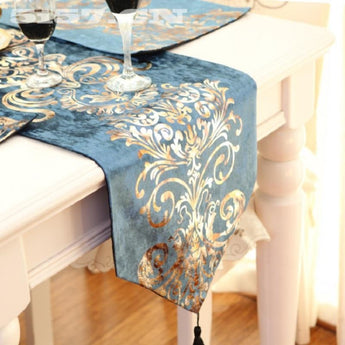 Attractive and Elegant Designed Table Runner - My Aashis