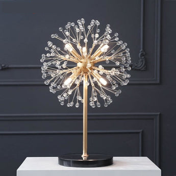 Table Lamp Floor Lamp Marble Base With Starfish Look - My Aashis