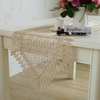 Embroidered Lace Cutwork Table Runner - My Aashis
