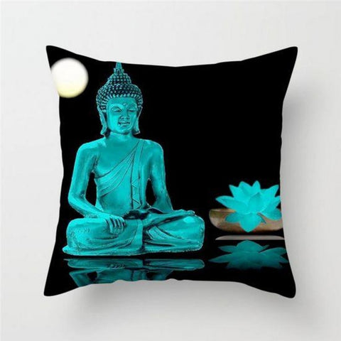 Indian Style Bohemia Print Pillow Cover
