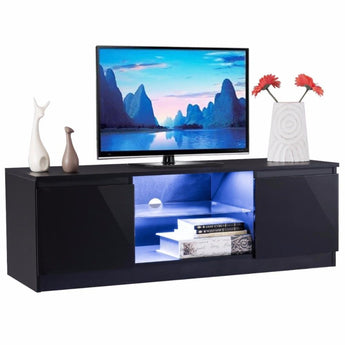 High Gloss Entertainment Center Furniture - My Aashis
