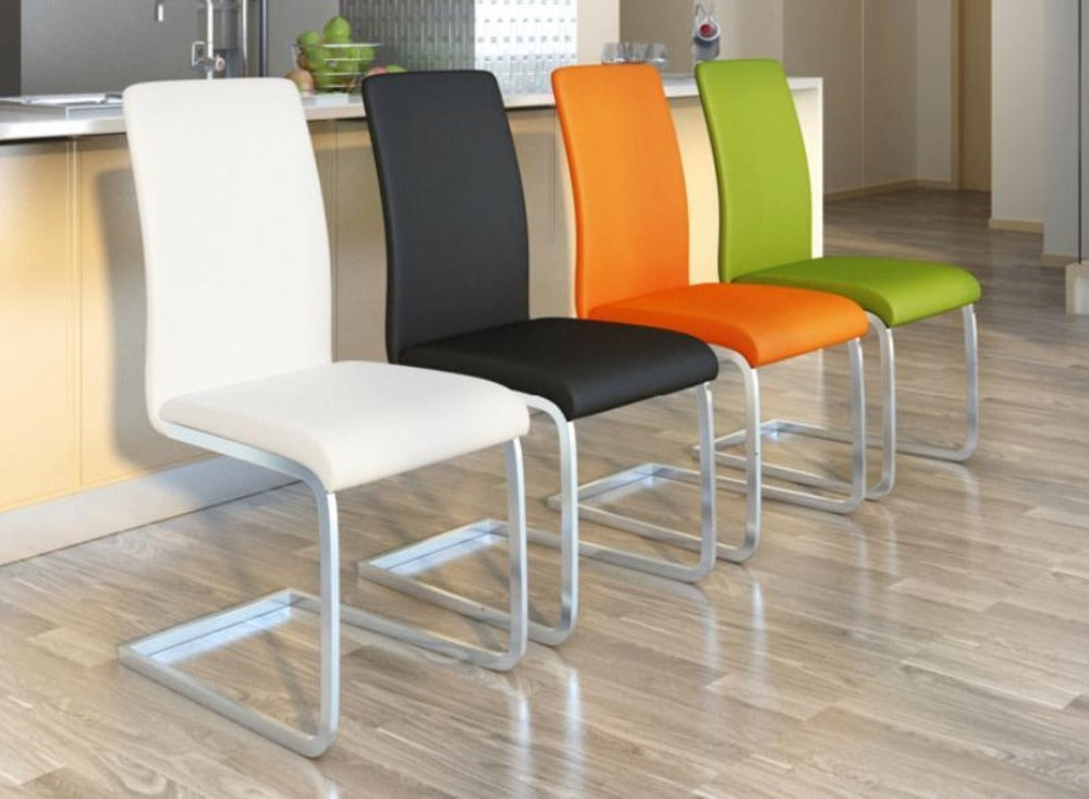 Tremendous Nordic Elegant Contemporary Leather Dining Chair My Aashis Camellatalisay Diy Chair Ideas Camellatalisaycom