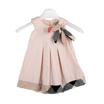 summer cotton kids clothes children girl dress - My Aashis