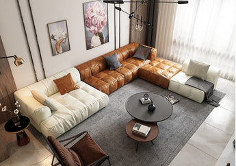 High Foam Stylish Sofa with Couch