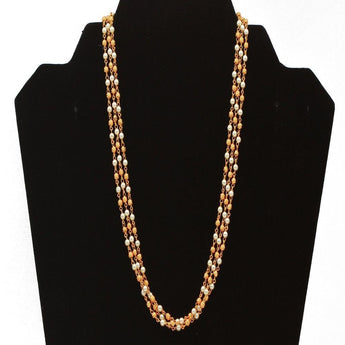 Elegant Style Multi Layered Fashionable Necklace - My Aashis