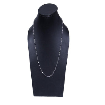 Fashionable and Trendy Silver Chain - My Aashis