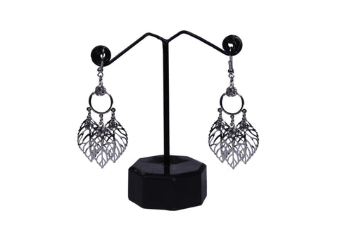 Trendy Fashion Jewelry Cluster Drop Earrings by Fashion Destation - My Aashis