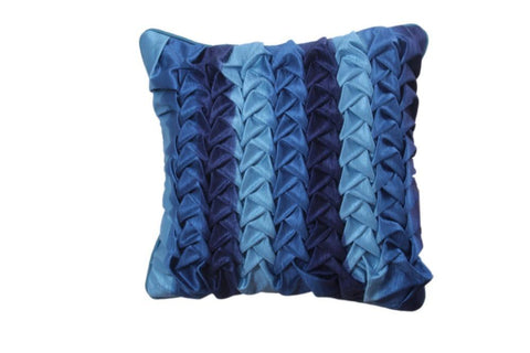 Set of 5 Blue Cushion Cover