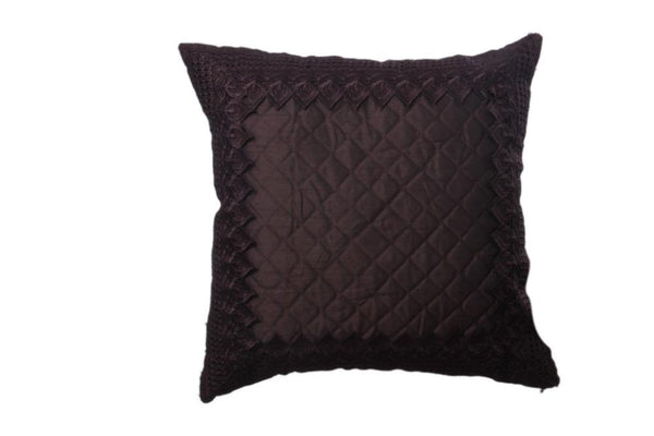 Yummy Chocolate Color Cushion Cover