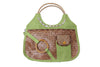 Tote Jute Purse with Bamboo String - My Aashis