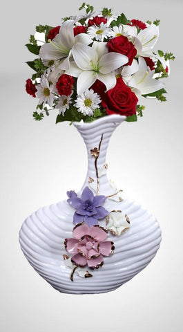 Decorative Flower Vase - My Aashis