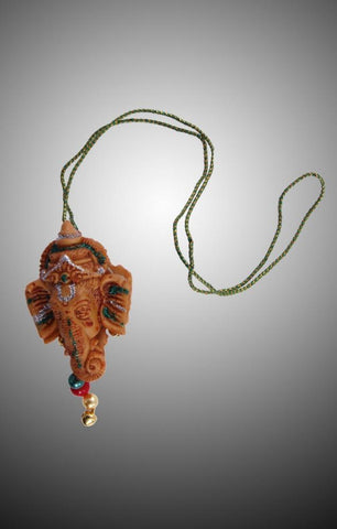 Decorative wall hanging ganesh good for vastu - My Aashis