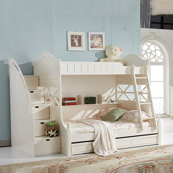 Kid's Modern Up and Down Bunk Bed - My Aashis