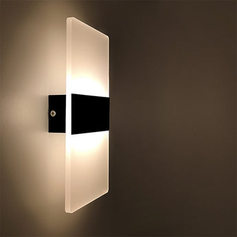LED Wall Lamp With contemporary Design - My Aashis