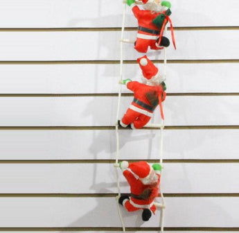 Hanging Santa Claus Doll For Decoration - My Aashis