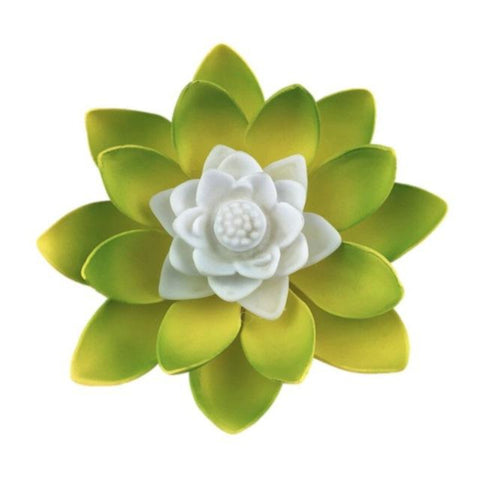 Lotus Flower Pattern LED Lights For Home Decor - My Aashis