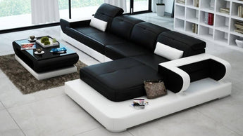 Luxury Modern Sofa With Aurelia Peninsula