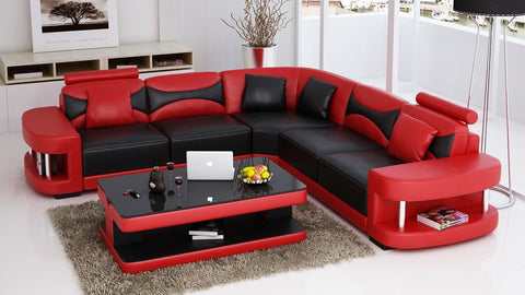 Luxury Bologna L Shape Sectional Sofa - My Aashis
