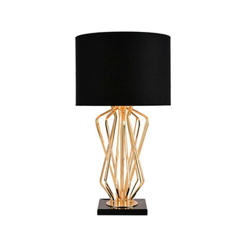 Stylish Base Crystal LED Table Lamps - My Aashis