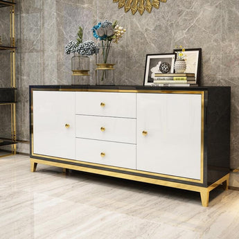Modern Light Luxurious Side Cabinet - My Aashis
