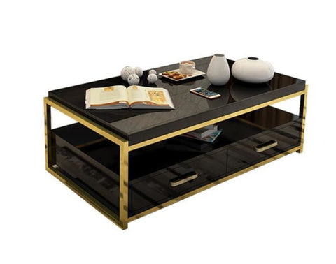 Luxury Wide Bright Coffee Table For Home  Furniture - My Aashis
