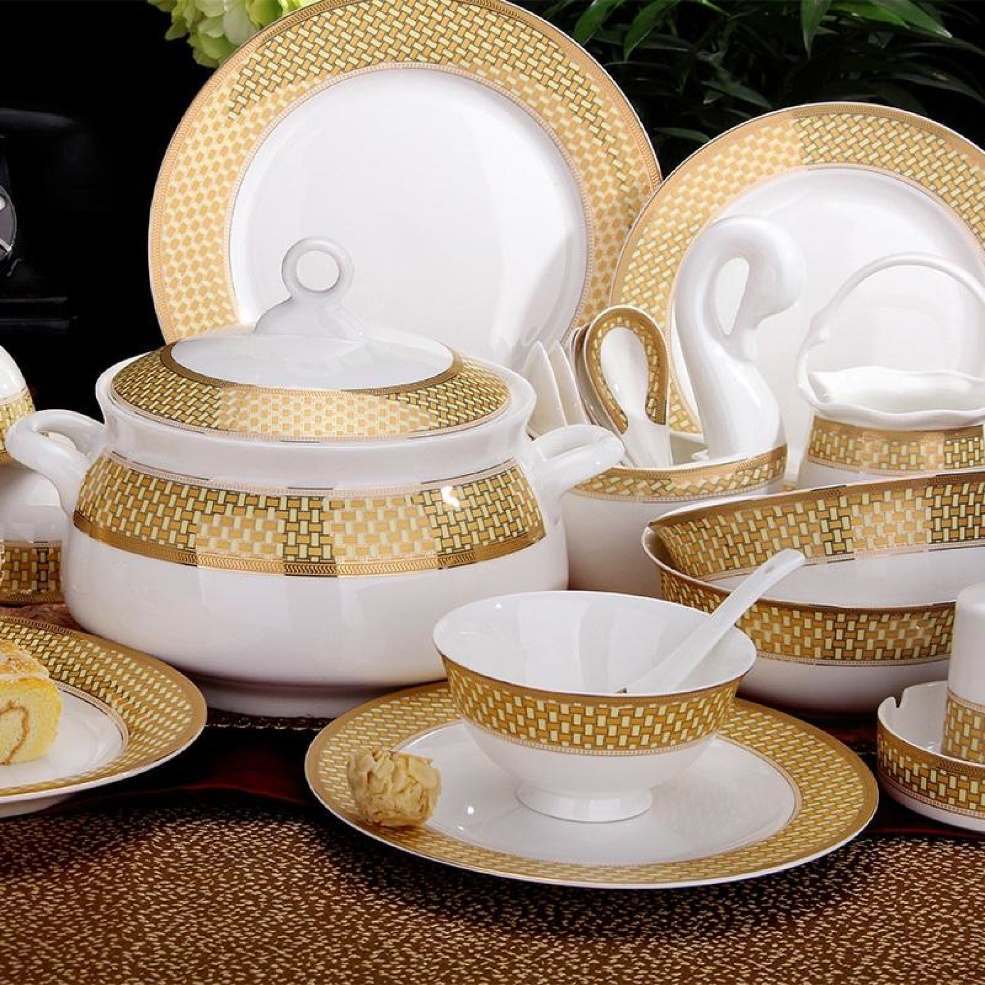 Kitchen Dinner Sets Cheaper Than Retail Price Buy Clothing Accessories And Lifestyle Products For Women Men