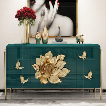 Light Luxurious Sideboard Cabinet Table - My Aashis