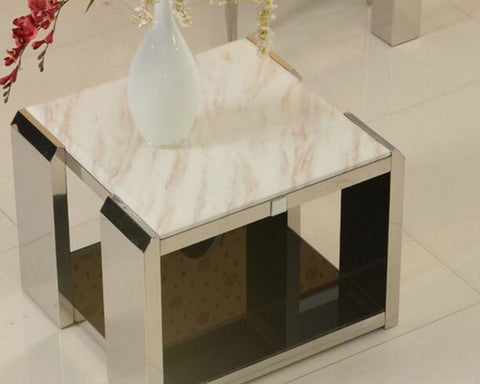 Best Quality Metal Square Side Table - My Aashis