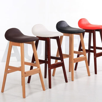 Vintage Bar stool Stylish & Solid Wooden Chairs - My Aashis