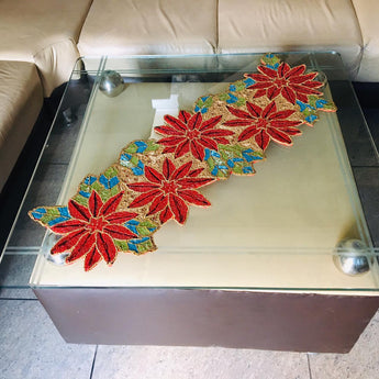 Modern Glitz Table Runner for Parties - My Aashis