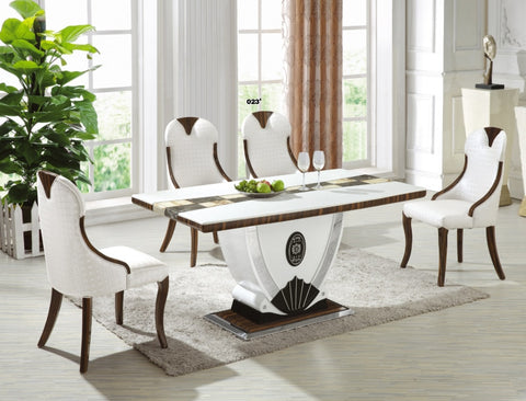 Stylish Unique Dining Table With Chairs - My Aashis