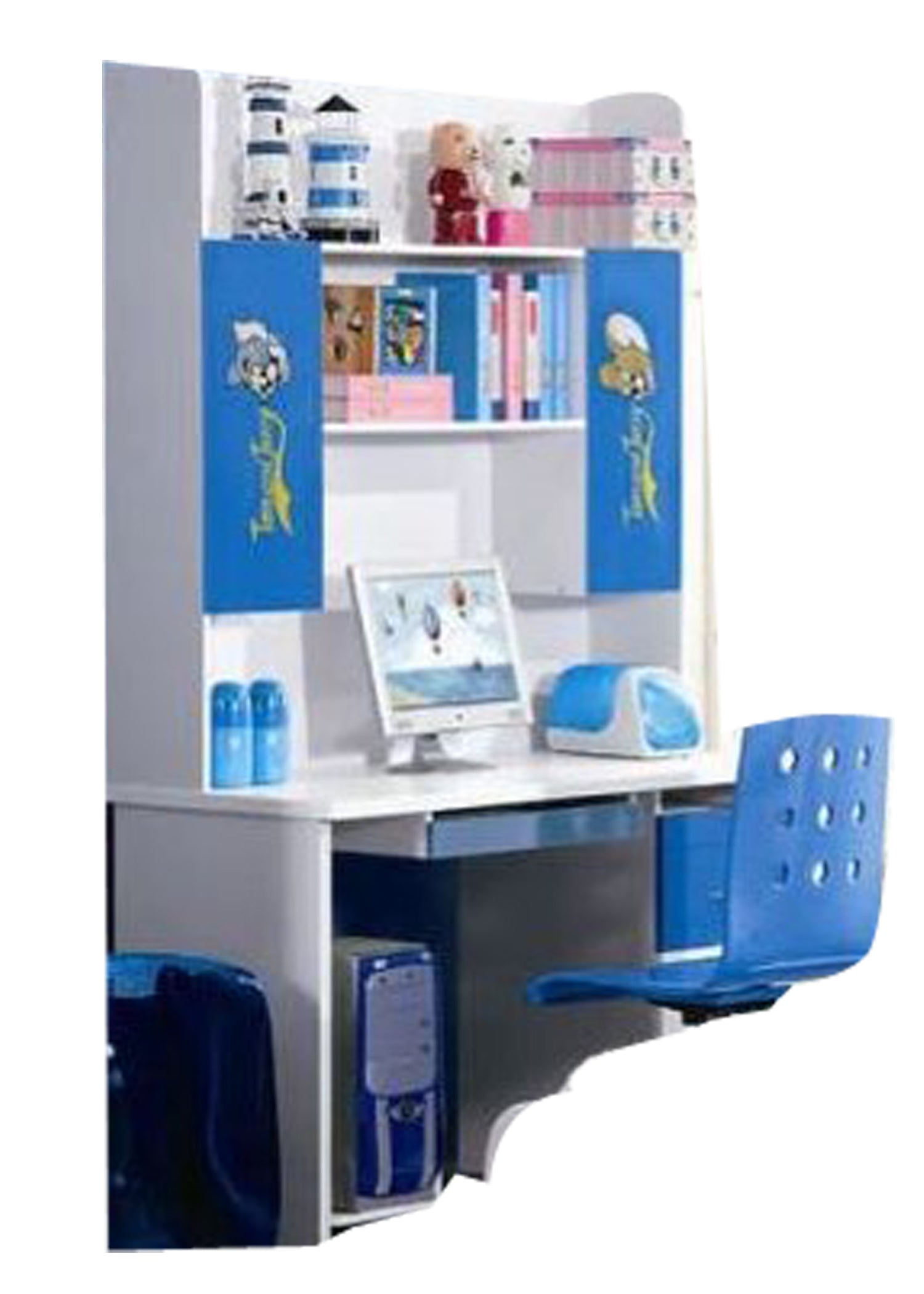 Kids Room Furniture Set Contemporary Design Mickey Mouse
