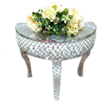 Mosaic Mirrored Centerpieces Table - My Aashis