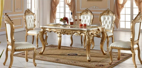 Classical Designed Royal Dining Table - My Aashis