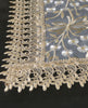 Beige Lace Table  Placemats Rectangle Set of 6