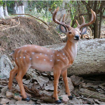 Charming Iconic Hand Made Deer Model - My Aashis