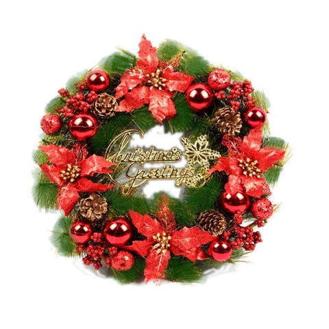 30cm Hanging Garland Wall Door For Home - My Aashis