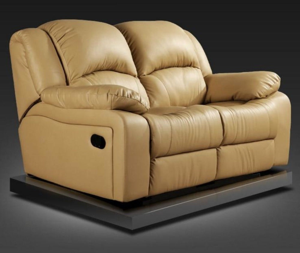 1-2-3 Seater Modern Genuine Leather Electrical Recliner Sofa ...