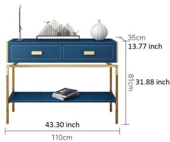 Modern Stainless Steel Stylish Night Stand - My Aashis