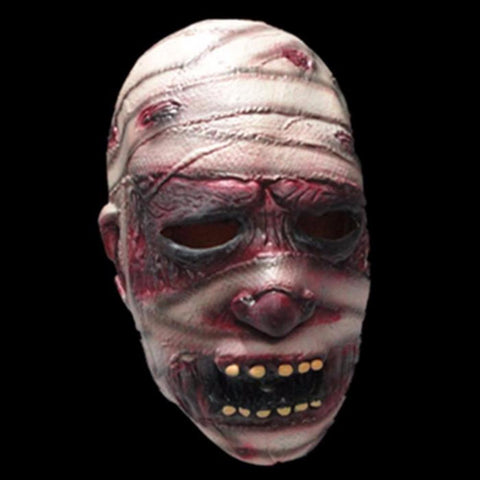 Mummy Mask Haloween Face Payday Masks Terror Devil Cosplay Ecofriendly Latex Masque - My Aashis