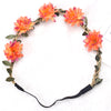 Headband  Girls Flowers Hair wear the wreath dressing for hair - My Aashis
