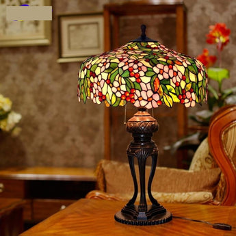 Apple Flower Lampshade For Living Room Table Lights - My Aashis
