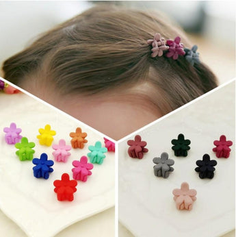 Crab caught clip High quality 100pcs Mini children's hair accessories - My Aashis
