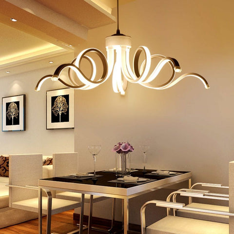 Modern Led Chandelier Lighting Living room - My Aashis