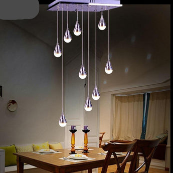 Led Modern Chandeliers