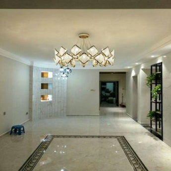 Creative Luxurious Crystal Chandeliers for Living Room - My Aashis